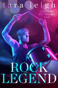 Rock Legend by Tara Leigh Blog Tour & Review