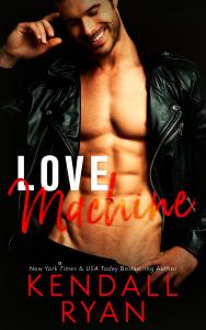 Love Machine by Kendall Ryan Blog Tour