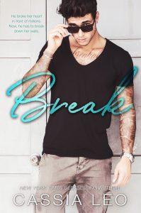Break by Cassia Leo Blog Tour & Review