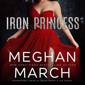 Audio Review: Iron Princess by Meghan March