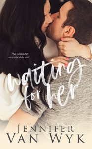 Waiting for Her by Jennifer Van Wyk Blog Tour & Review