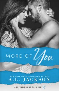 More of You by A.L. Jackson Release & Review