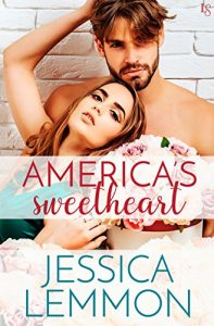 America's Sweetheart by Jessica Lemon Release & Review