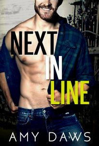 Next In Line by Amy Daws Release & Review