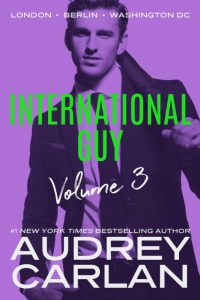 International Guy: Volume 3 by Audrey Carlan Release Blitz & Review