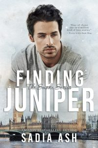 Finding Juniper by Sadia Ash Release & Review