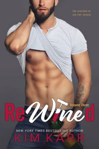ReWined 3 by Kim Karr Release Blitz & Review