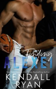 Finding Alexei by Kendall Ryan Release/Review Blast