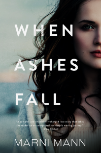 When Ashes Fall by Marni Mann Release & Review