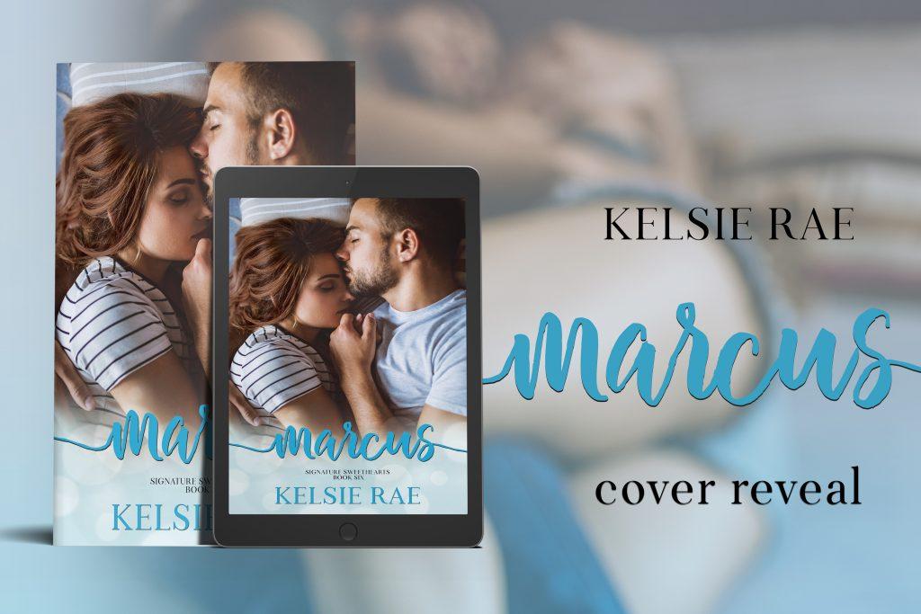 Marcus by Kelsie Rae Cover Reeal