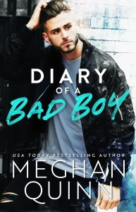 Diary of a Bad Boy by Meghan Quinn Release Blast & Review