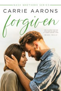 Forgiven by Carrie Aarons Blog Tour & Review