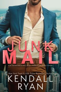 Junk Mail by Kendall Ryan Release Blitz & Review