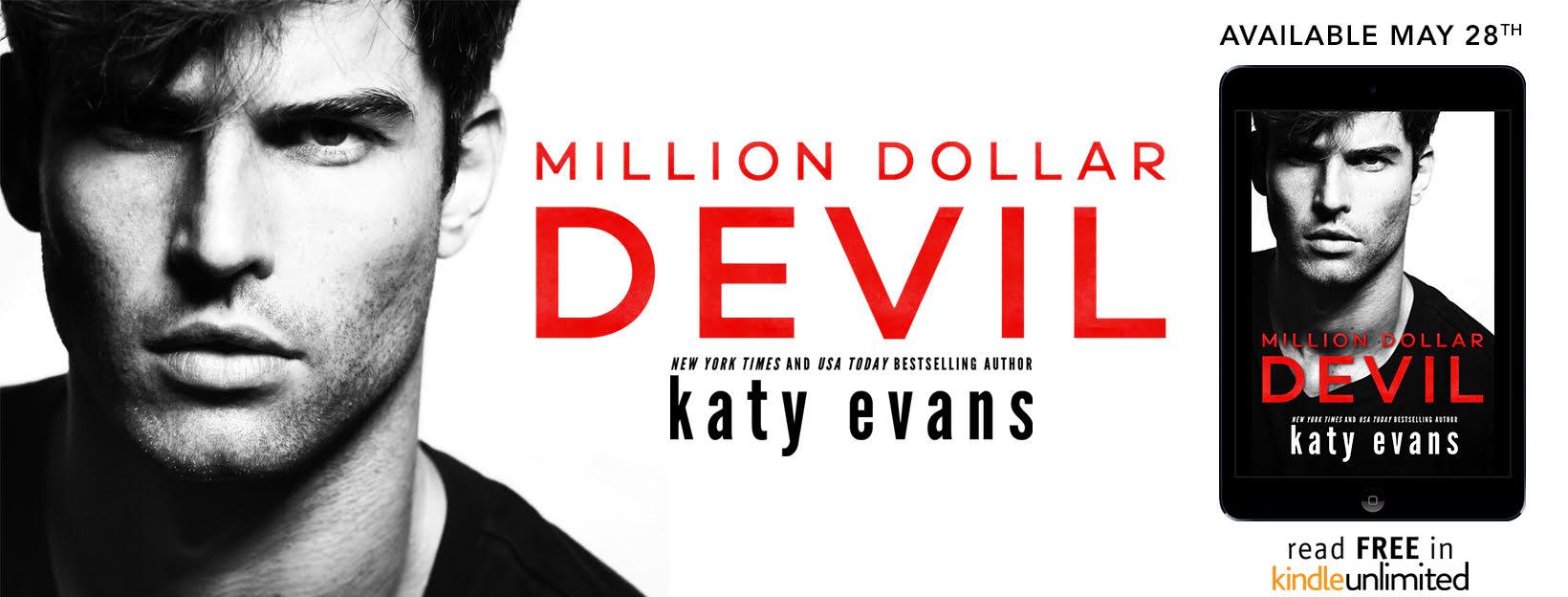 Million Dollar Devil by Katy Evans Release