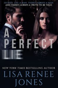 A Perfect Lie by Lisa Renee Jones Blog Tour | Review