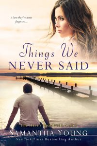 Things We Never Said by Samantha Young Release & Review