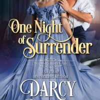 One Night of Surrender by Darcy Burke Blog Tour | Review