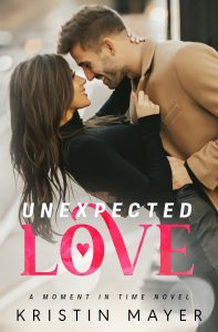 Unexpected Love by Kristin Mayer Release & Review