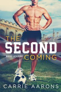 The Second Coming by Carrie Aarons Release & Review