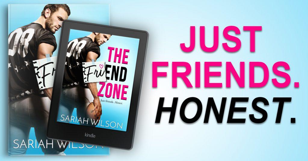 The Friend Zone Blog Tour