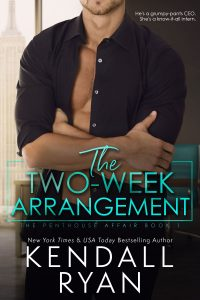 The Two Week Arrangement by Kendall Ryan Release Blitz & Review