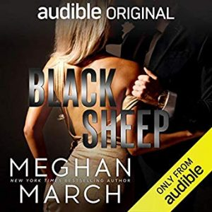 Audio Review: Black Sheep by Meghan March