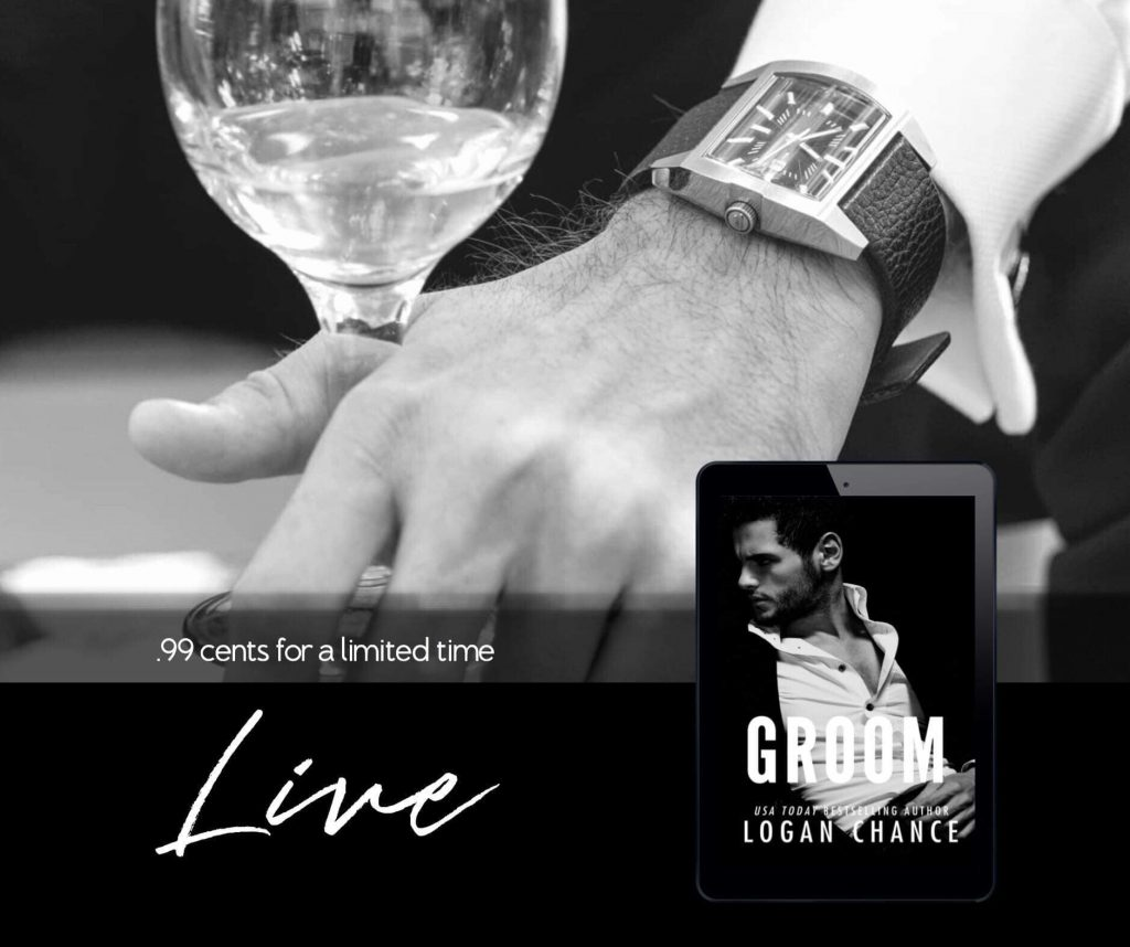 Groom by Logan Chance is now live!