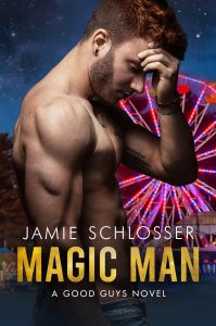 Magic Man by Jamie Schlosser Release Blitz & Review