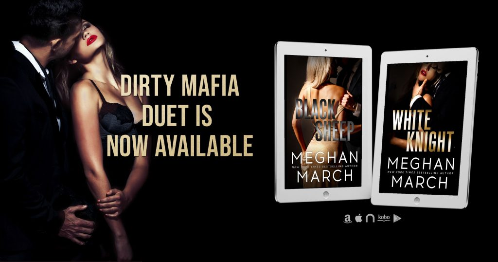 White Knight by Meghan March Now Live
