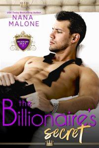 The Billionaire's Secret by Nana Malone Release & Review
