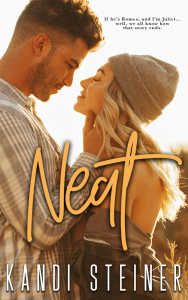Neat by Kandi Steiner Release & Review