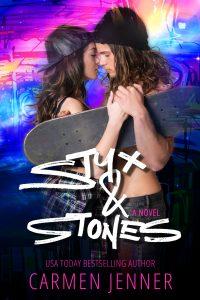 Styx & Stones by Carmen Jenner Blog Tour & Review