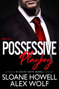 Release Blitz & Review of Possessive Playboy by Alex Wolf & Sloane Howell