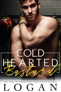 Cold Hearted Bastard by Logan Release & Review