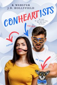 Conheartist by K. Webster & J.D. Hollyfield Release & Review