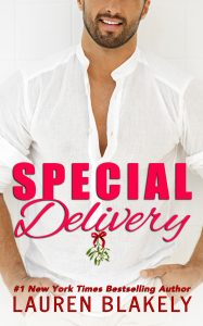 Release Blitz & Review for Special Delivery by Lauren Blakely