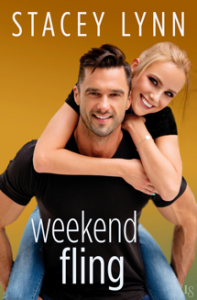 Weekend Fling by Stacey Lynn Release & Review