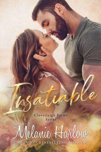 Insatiable by Melanie Harlow Blog Tour & Dual Review