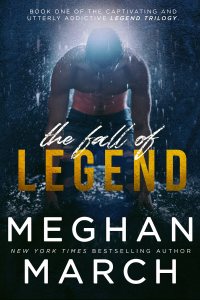 The Fall of Legend by Meghan March Blog Tour & Dual Review