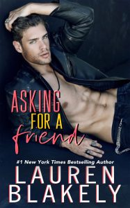 Release Blitz & Review for Asking for a Friend by Lauren Blakely