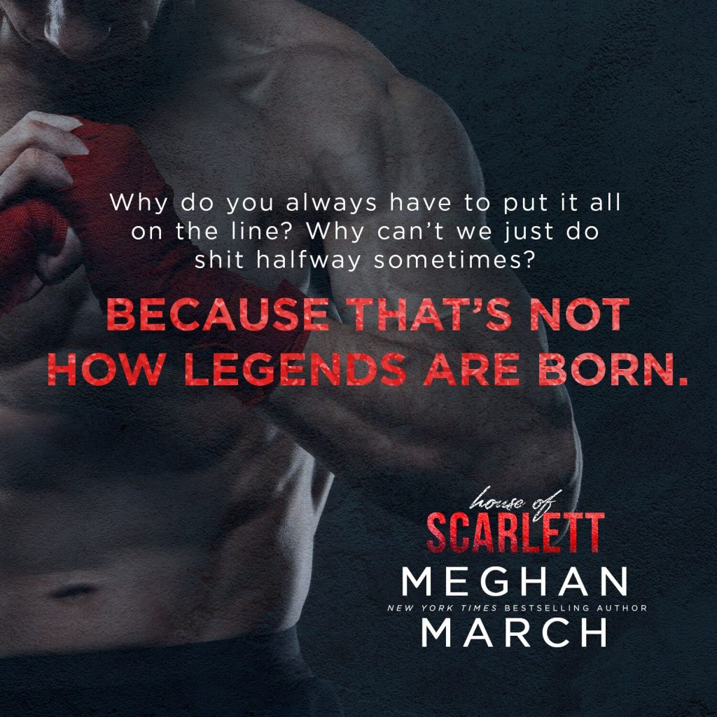 House of Scarlett by Meghan March Teaser 2