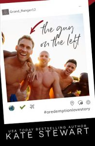 The  Guy on the Left by Kate Stewart Release | Review