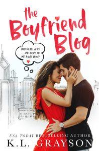 The Boyfriend Blog by K.L. Grayson Blog Tour | Review
