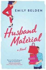 Husband Material by Emily Belden Blog Tour & Review