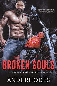 Broken Souls by Andi Rhodes Release & Review