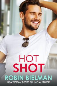 Hot Shot by Robin Bielman Book Release & Review