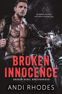 Broken Innocence by Andi Rhodes Release & Review