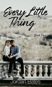 Every Little Thing by Jordan Bates Release & Review