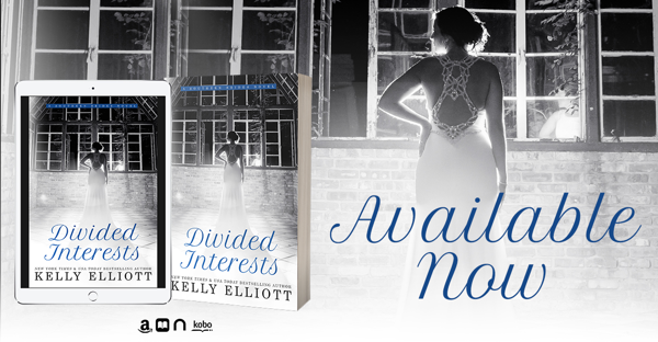 Divided Interests by Kelly Elliott Banner