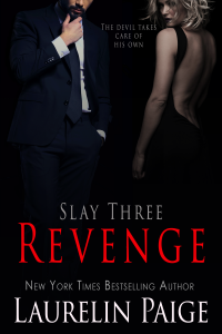 Slay Three: Revenge by Laurelin Paige Release & Review